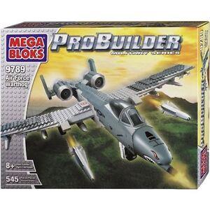 Mega bloks, probuilder, military series, 9789