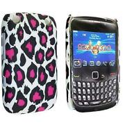 Blackberry Curve 9320 Leopard Print Case