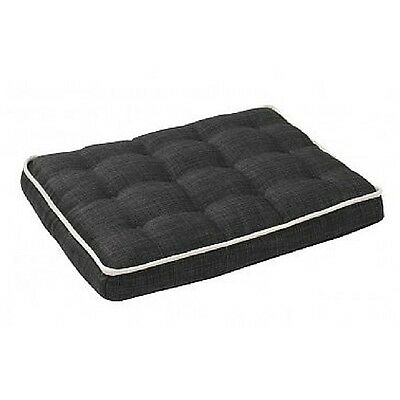 Microlinen Luxury Crate - Bowsers Pet Products STORM MicroLinen Luxury Crate Mattress Bed — Pick Size