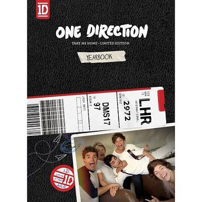 Take Me Home  Yearbook Edition By One Direction On Audio Cd Album Import