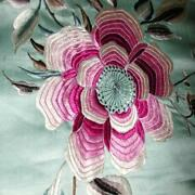 Chinese Embroidered