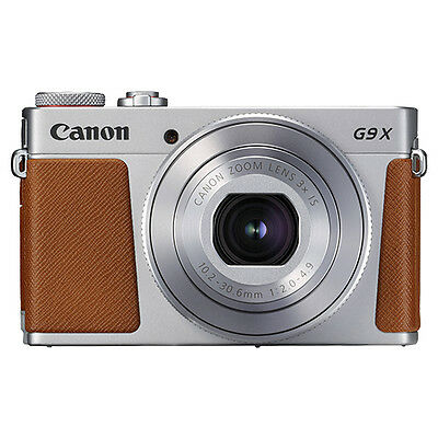 Canon - Powershot G9 X Mark Ii 20.1-megapixel Digital Camera