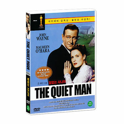 The Quiet Man (1952) John Wayne, Maureen O