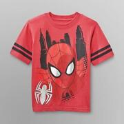 Toddler Spiderman Shirt
