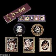 Haunted Mansion Lenticular Pin