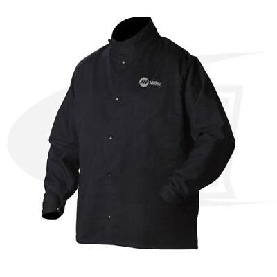 Miller Classic Cloth Welding Jacket