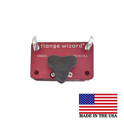 Flange Wizard Msb201 Offon Magnetic Blocks