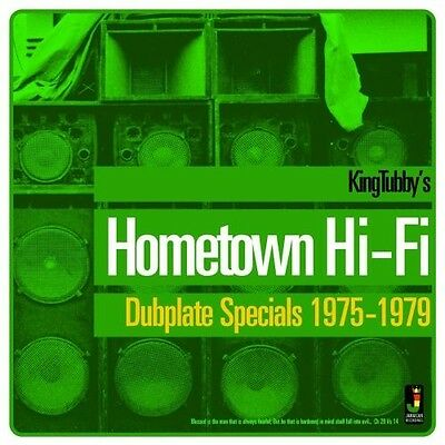King Tubby hometown hi-fi dubplate specials 1975-79 NEW VINYL LP £10.99