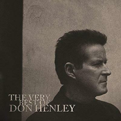 The Very Best of Don Henley by Don Henley (CD, Jun-2009, Geffen) *NEW* FREE (The Very Best Of Don Henley)