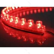 Red Fog Lights