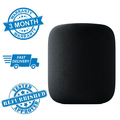 Apple HomePod Smart Speaker - Space Grey - Excellent Condition - BOXED