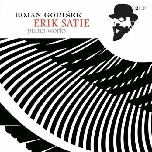 Bojan Gorisek - Erik Satie - Piano Works [New Vinyl] Holland - Import