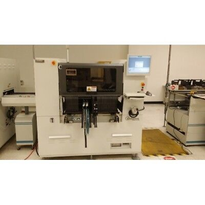 Universal Instruments Advantis 4982 Ac72 Pcb Assembler