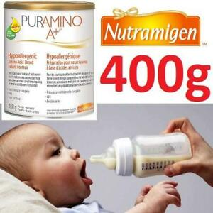 NEW PURAMINO A+ INFANT FORMULA 400g 211303648 HYPOALLERGNEIC POWDER AMINO ACID BASED BABY EXP:01/AL/2019