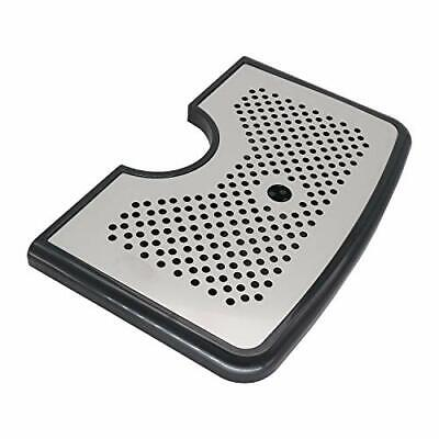 Beer Drip Tray Stainless Steel Plastic Tray With Non Slip Rubber Grip Kegerator