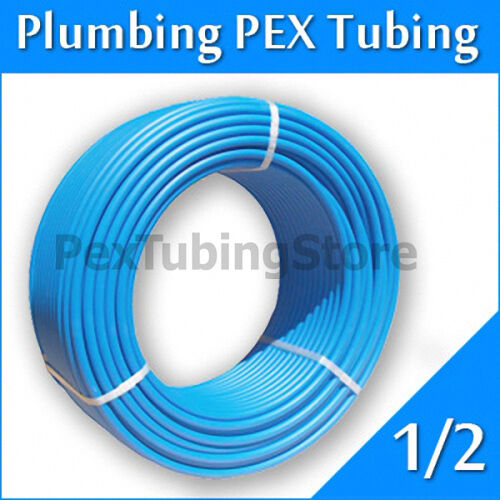 "1/2"" x 100ft PEX Tubing for Potable Water FREE SHIPPING"