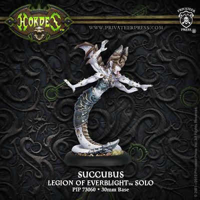 Hordes: Legion of Everblight Succubus PIP 73060