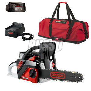 Oregon CS250E Chain Saw Cordless Battery Powered Lithium Ion 40v Endurance New