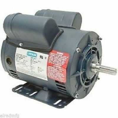 Leeson 116523.00 5hp Special 3450 Rpm Single Phase 208-230v