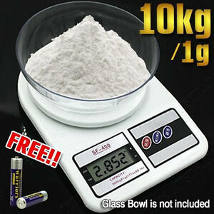 10kg/1g Electronic Digital Kitchen Scale 10000g Postal Scales Food Weighing LCD