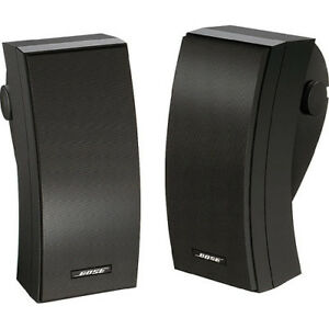 Bose Environmental 251 Out Door Speakers NEW! 399.99$