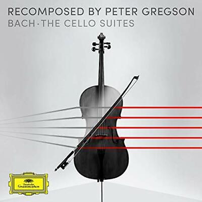 Peter Gregson - Recomposed by Peter Gregson: Bach - The Cello Suites...