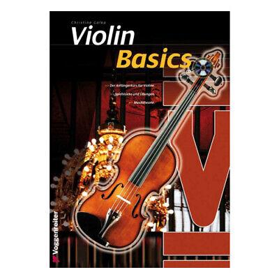 Christine Galka - Violin Basics (Violin Basics)