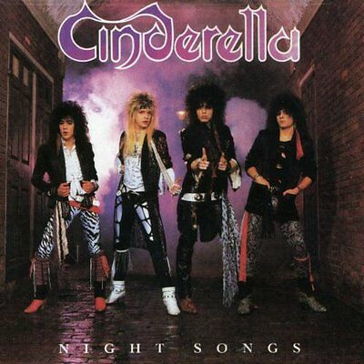 Cinderella - Night Songs [New CD]