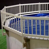 Looking for above ground pool fence