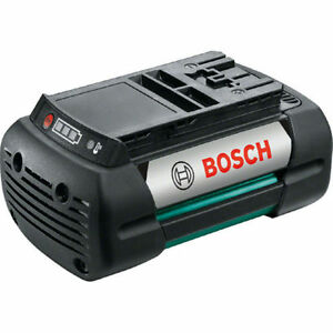 bosch lithium ion battery 36v 4 0ah for rotak 32 37 43 li ake alb f016800346 ebay. Black Bedroom Furniture Sets. Home Design Ideas