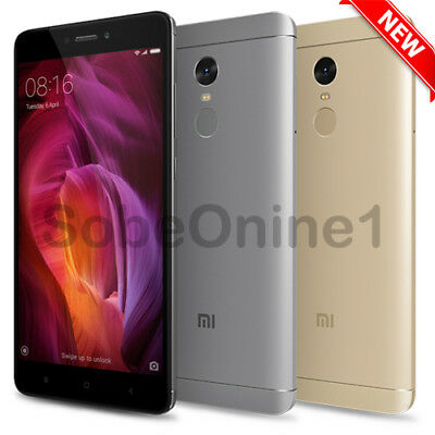 Xiaomi Redmi Note 4  Unlocked  Global Model  Dual Sim  5 5  Choose Your Color