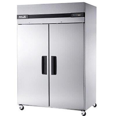 Blue Air Bsr49t T-series Top Mount Refrigerator - 2 Door Commercial True Upright