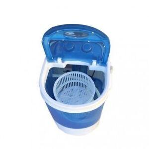 Electric Mini Portable Compact Washing Machine Hold 4.5 Kg Cloth