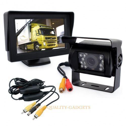 Rear View Camera System Ebay