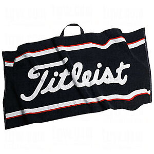 New Titleist Players Golf Towel 16