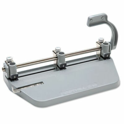 86.49 Skilcraft Adjustable 3-hole Paper Punch 14 Hole 25-sheet Foothill 210