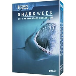 Shark Week 20th Anniversary Collection