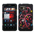Black Case for Motorola Droid Bionic
