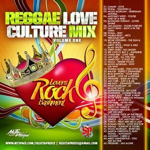REGGAE LOVE CULTURE MIX CD