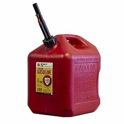 Midwest Model 5600 – 5 Gallon Spill Proof Gas Can Business & Industrial
