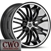 Mustang Wheels 20 Black