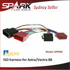 Car Audio & Video Wire Harnesses for Hyundai Astra