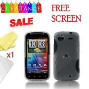 HTC Sensation XE Clear Case