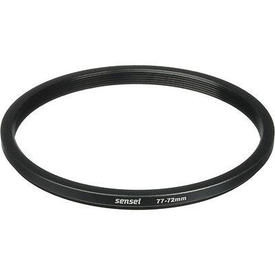 Sensei 77-72mm Step-Down Ring 72mm Step Down Ring