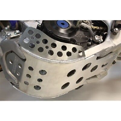 Works Connection Full Coverage Skid Plate With RIMS KAWASAKI KX250F 2009-2016