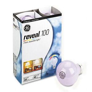 Ge Reveal Light Bulbs Ebay