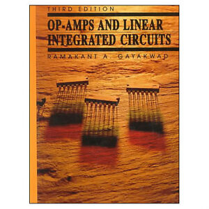 OP-AMPS AND LINEAR INTEGRATED CIRCUITS (3rd Edition)