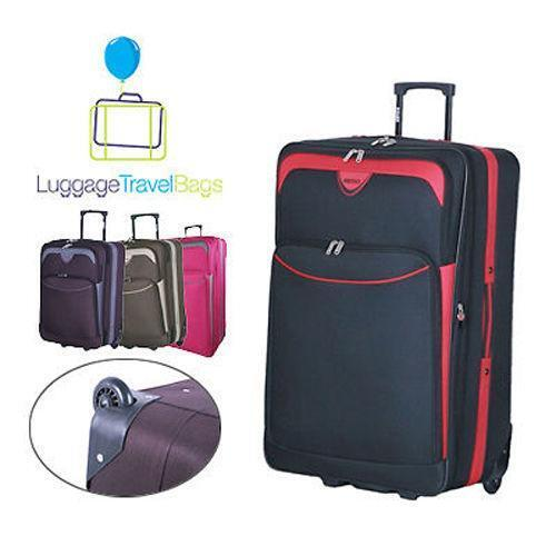 b1e475a8c Expandable Suitcase | eBay