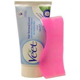 Veet Hair Removal Cream X 50 ml limited,only 100 pieces left!