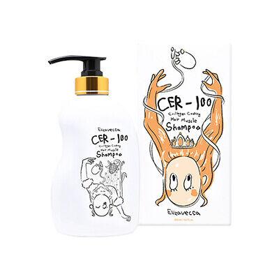 [Elizavecca] CER-100 Collagen Coating Hair Muscle Shampoo 500ml